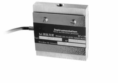 TE Connectivity - FN3280 (Low Range Load Cell with Mechanical Stops